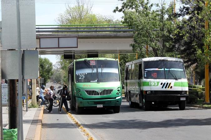 Nafin: Habrá más de 200 mdp Para Financiar Renovación de Camiones Urbanos y Combis