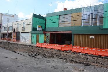 Municipio decidió no desenterrar restos de antiguo acueducto