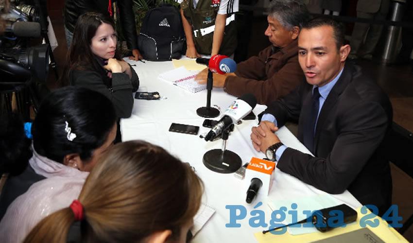 """Va Municipio Contra """"Tamaleros"""", """"Eloteros"""" y """"Burreros"""": Israel Díaz"""