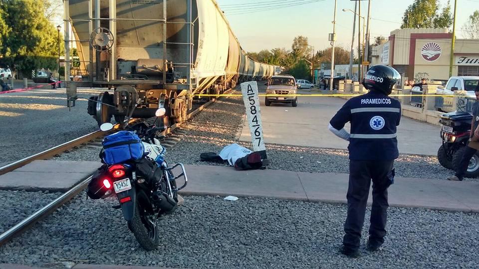 Ya fue identificado el joven que murió al ser impactado por un tren