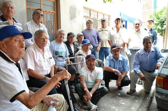 Propone diputada iniciativa para dar pensión mensual de 2,900 pesos a adultos mayores