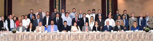 Autoridades municipales concretan relaciones con empresarios chinos