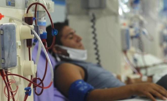 Enfermos renales cuestan al IMSS 118 millones al año