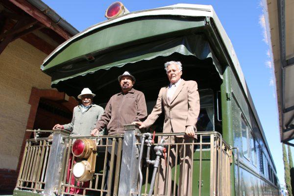 """Hoy se inaugura la exposición """"Rostros Ferrocarrileros"""""""