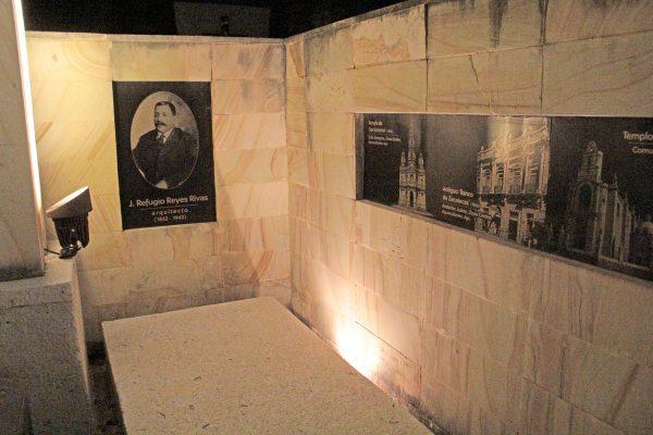 Familiares y sectores piden abrir el Museo en honor al ilustre J. Refugio Reyes Rivas
