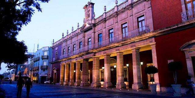 Catalogan Palacio Municipal de Aguascalientes como patrimonio histórico