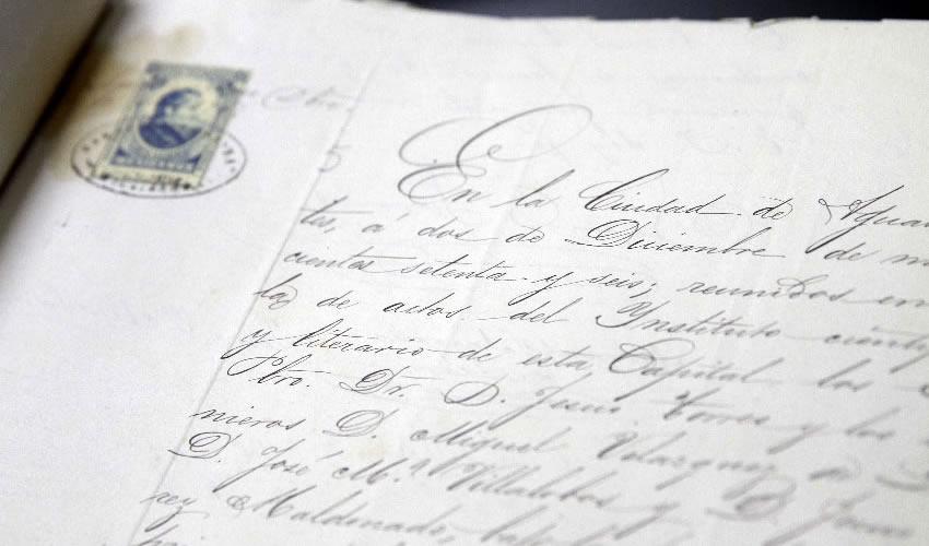 Acervo Documental de la UAA se Inserta en los Registros de Memoria de la Unesco