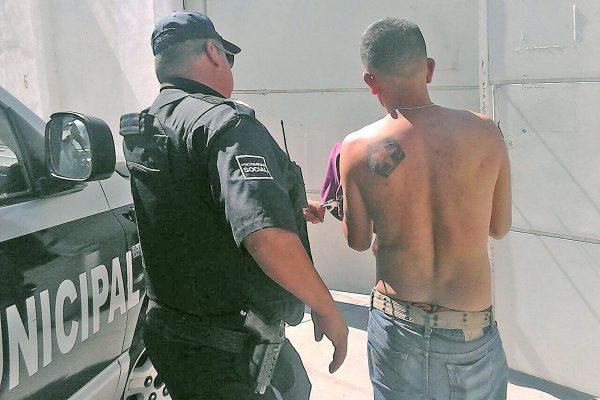 Población agobiada por violencia y delincuencia