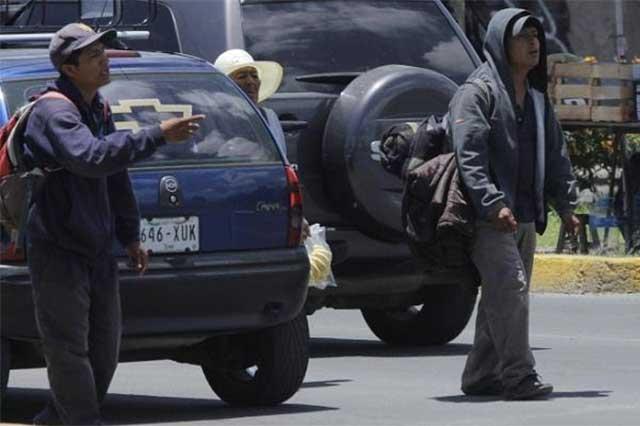 """Denuncia el INM farsa en algunos pedigüeños """"centroamericanos"""""""