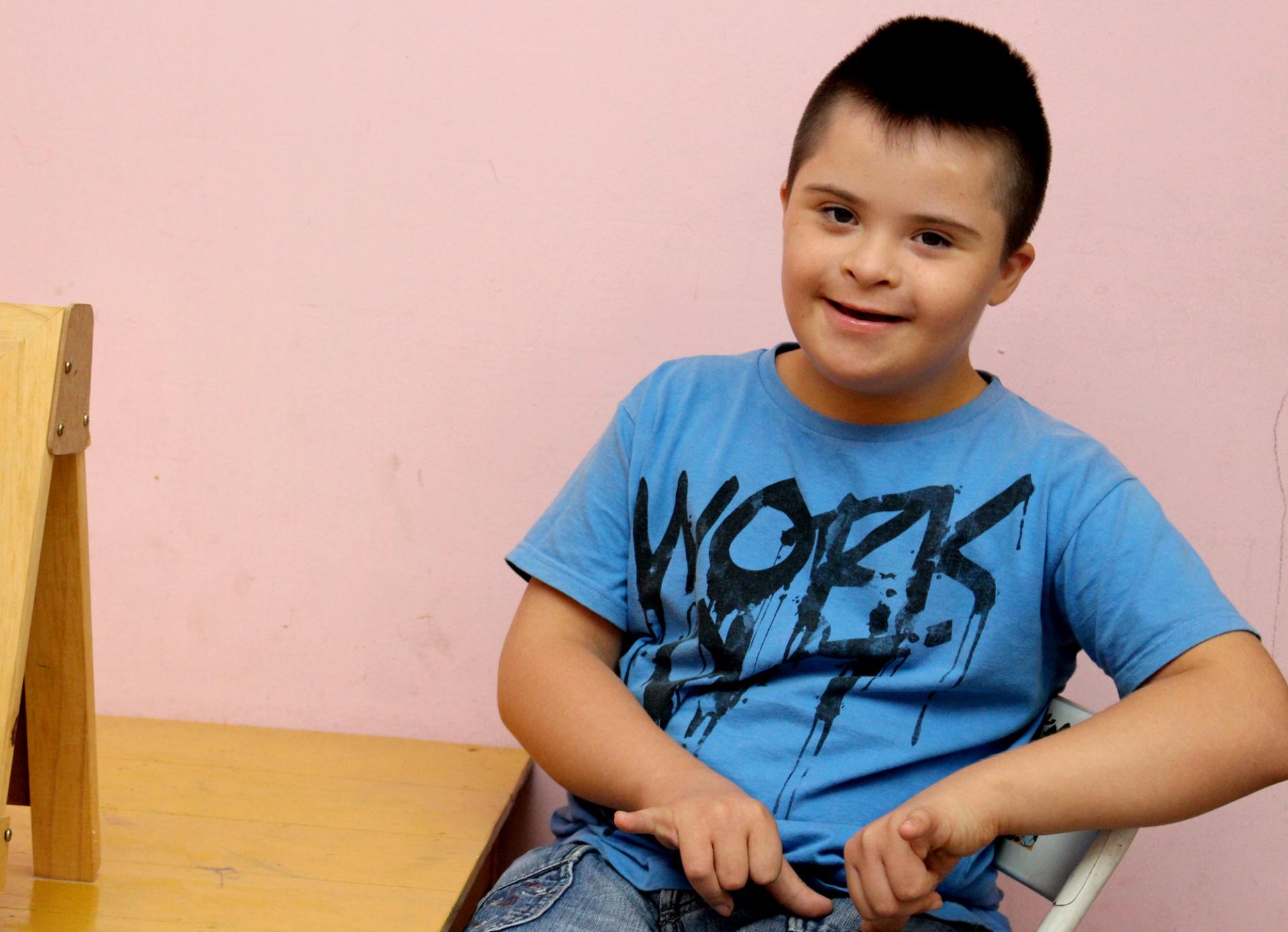 Las personas con Down no tienen mongolismo: Niños por siempre