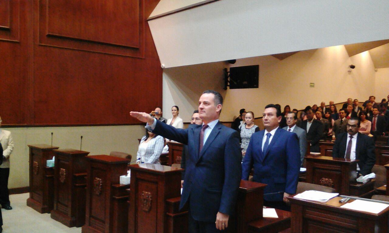 Ya no se impugnará la designación de René Urrutia de la Vega