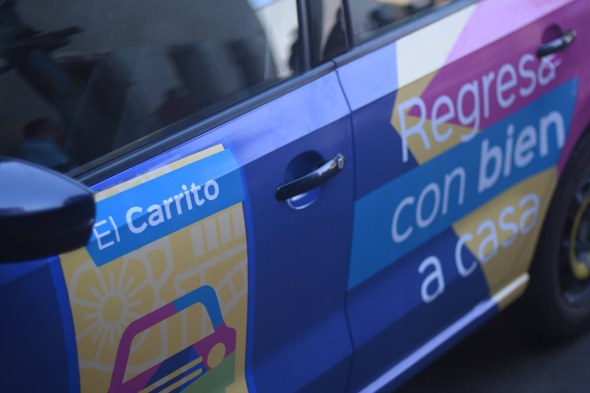 """Supera el Programa """"El Carrito"""" Viajes Proyectados Durante la FNSM: Alcalá"""