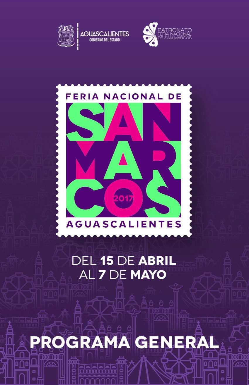 250 actividades en el Programa Cultural de la Feria de San Marcos
