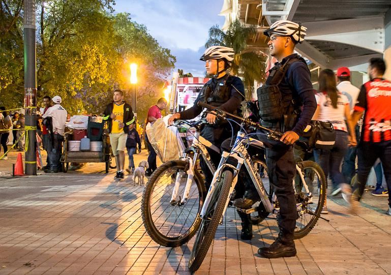 La Policía Municipal Implementará Operativo de Seguridad por Partido de Futbol Necaxa-Chivas