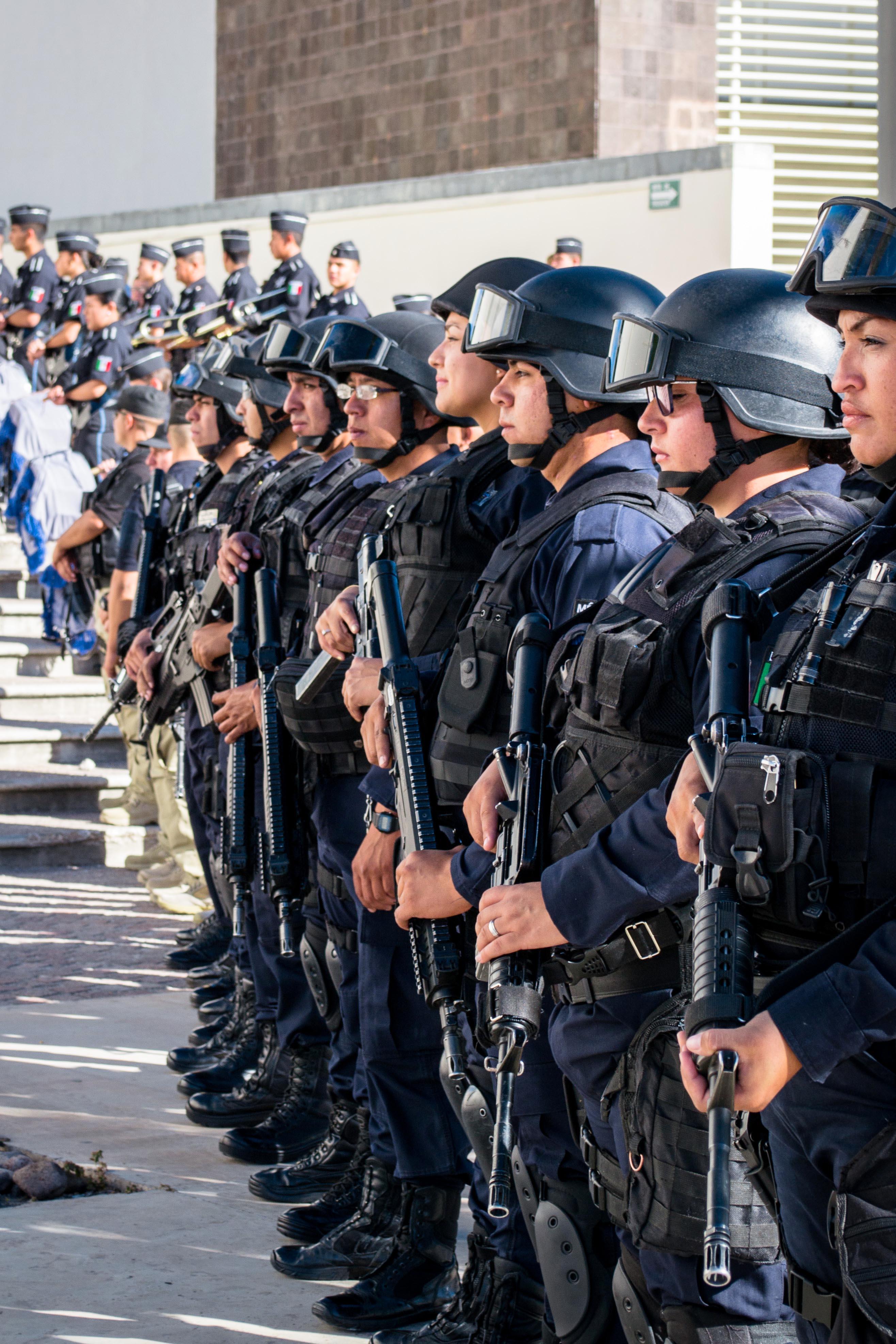 Invierten 10 mdp en capacitación a policías