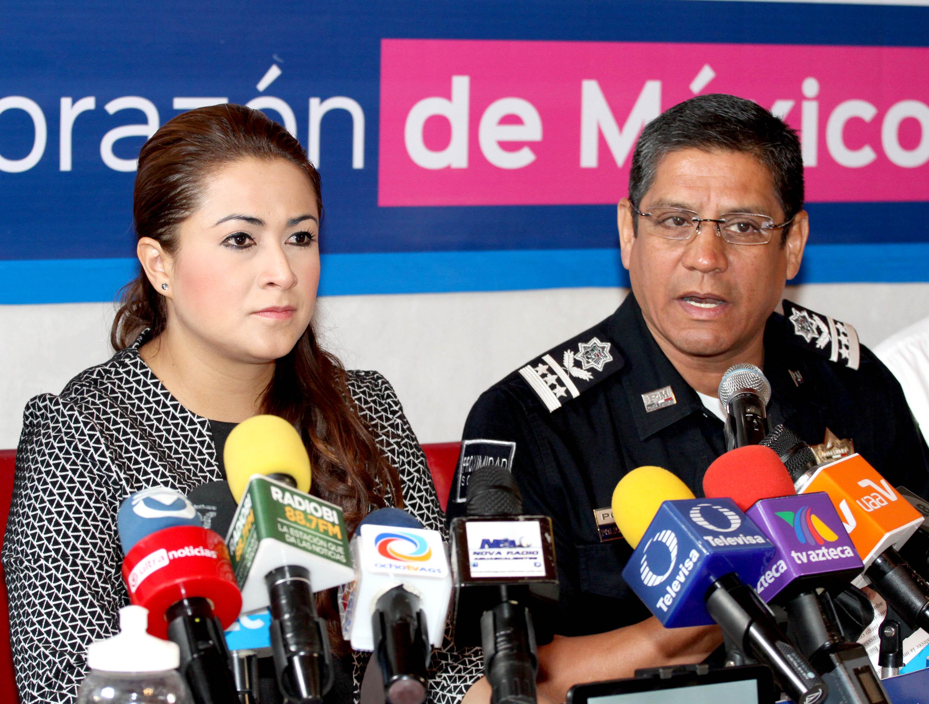"""""""Los paracaidistas han venido a destruir la paz social a Aguascalientes"""": Tere Jiménez"""