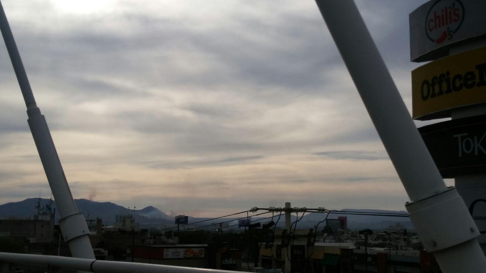 Consume incendio en el Cerro del Muerto cerca de 200 hectáreas