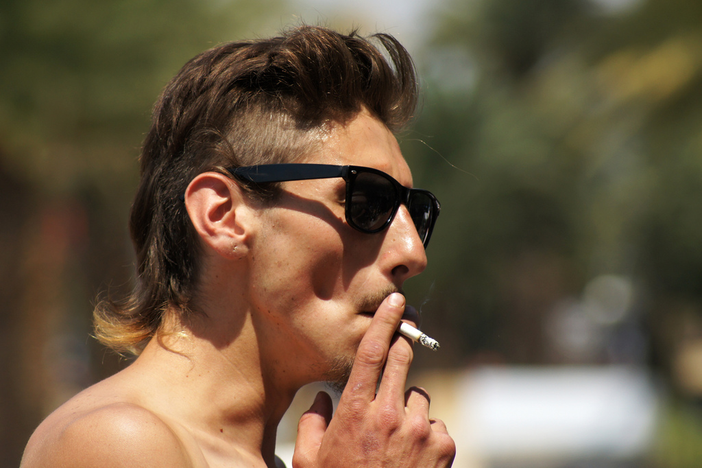 Es mayor el porcentaje de adictos a la marihuana que al alcohol y el tabaco