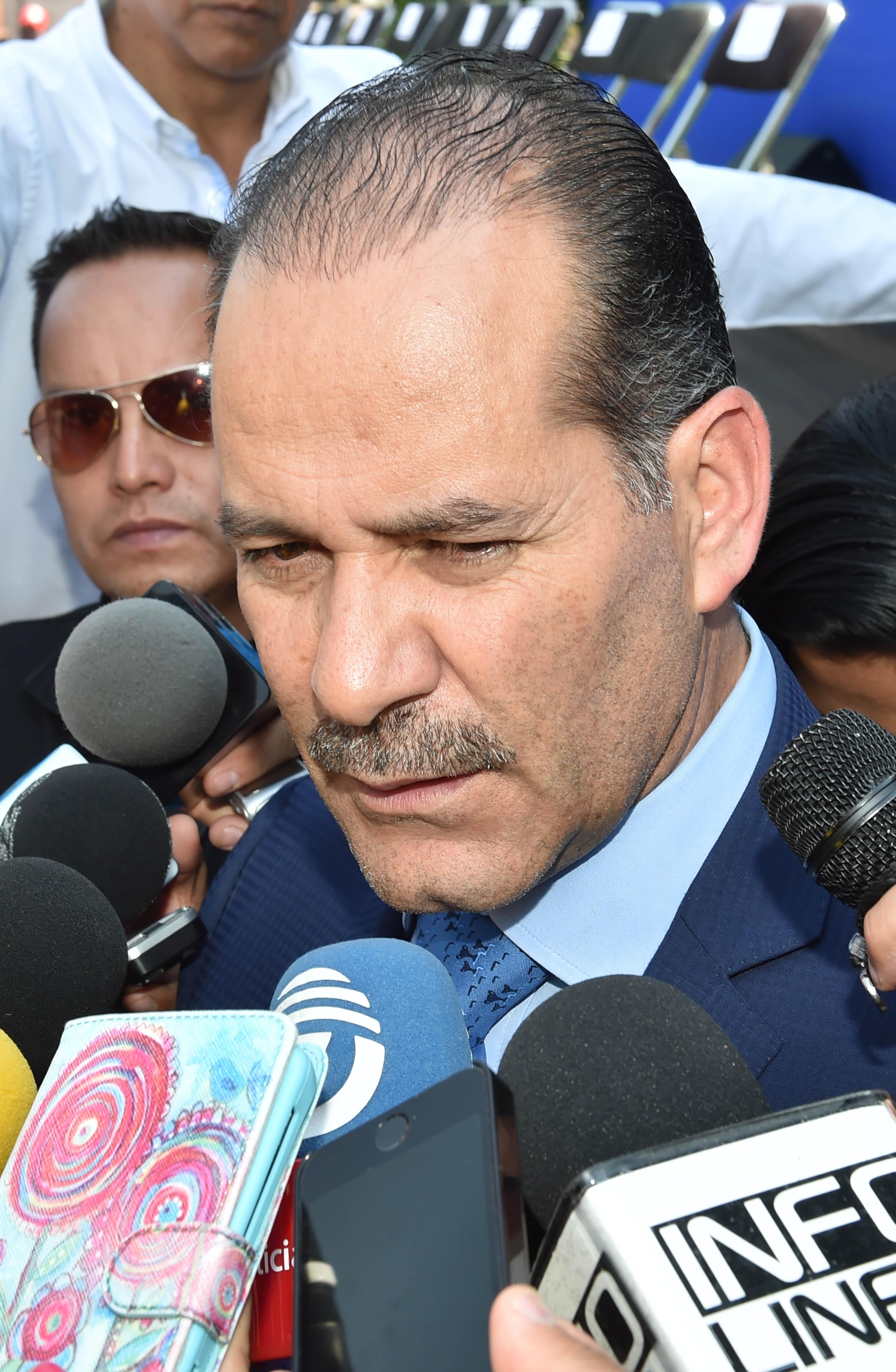 Gendarmería no ha respondido petición del gobernador