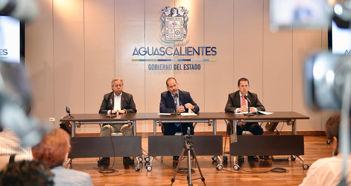 Delegación alemana realiza misión comercial por Aguascalientes