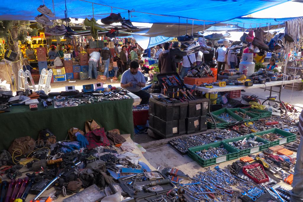 Comerciantes de Aguascalientes se recuperan de la cuesta de enero hasta abril