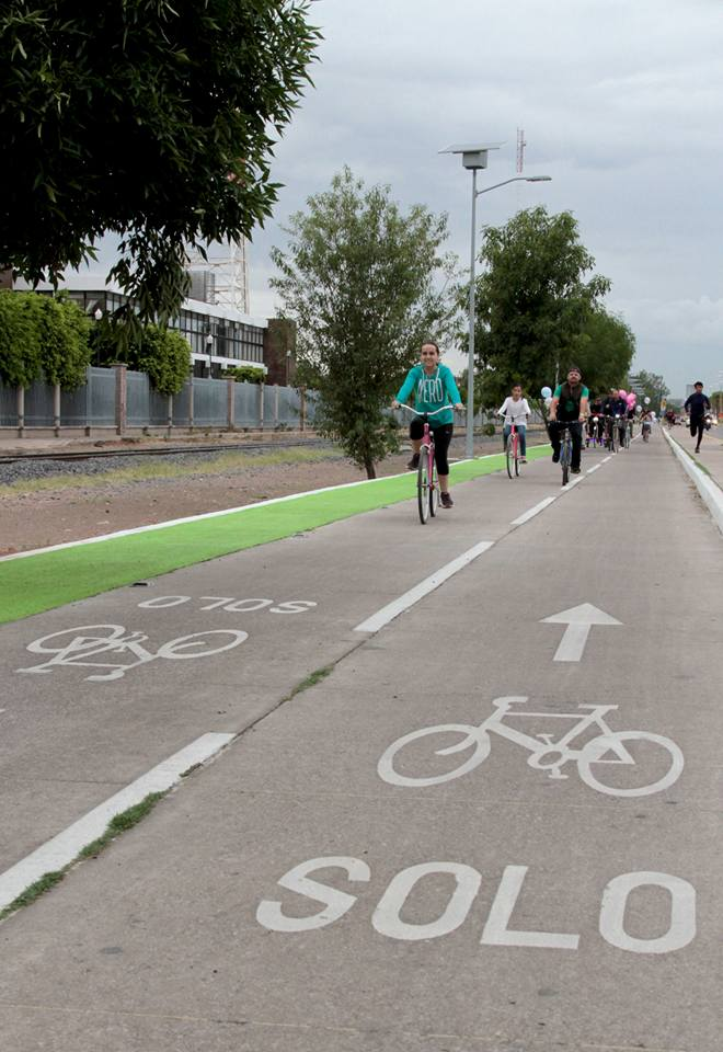 Pedirá Sicom 15 millones de pesos para red de ciclovías