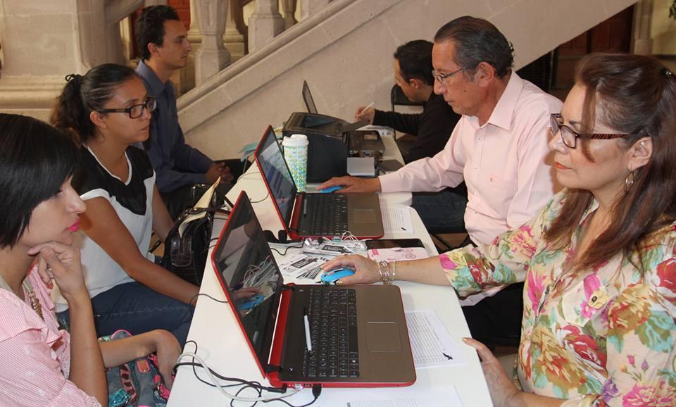 Se reanudó el Miércoles Ciudadano del Ayuntamiento de Aguascalientes