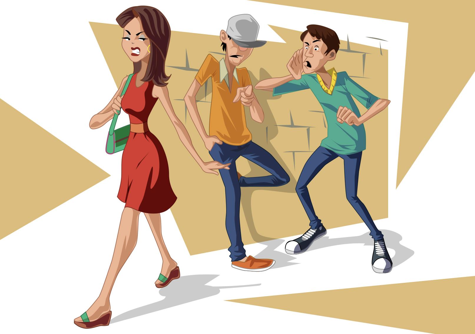 Urge IMMA castigar el acoso callejero