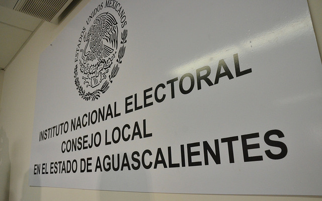 INE tira 16 mil votos de independientes de Aguascalientes