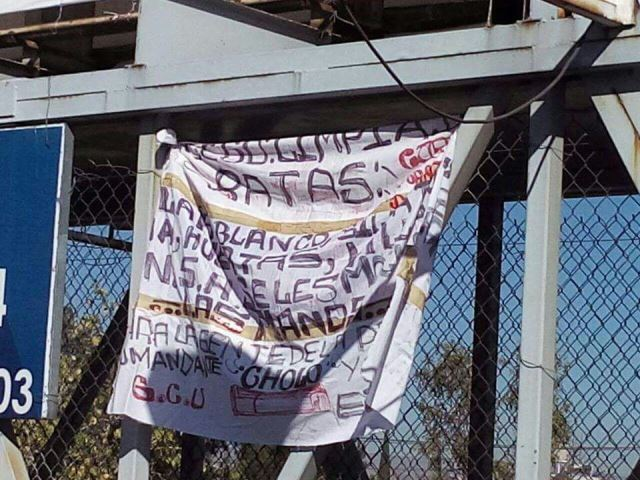 Ciudadanos Están en su Derecho de Poner Mantas Amenazando a Criminales: Benítez