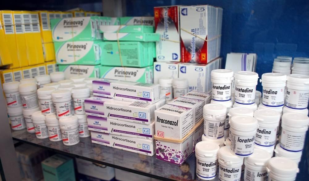 Comienzan a llegar medicamentos a centros de salud y hospitales