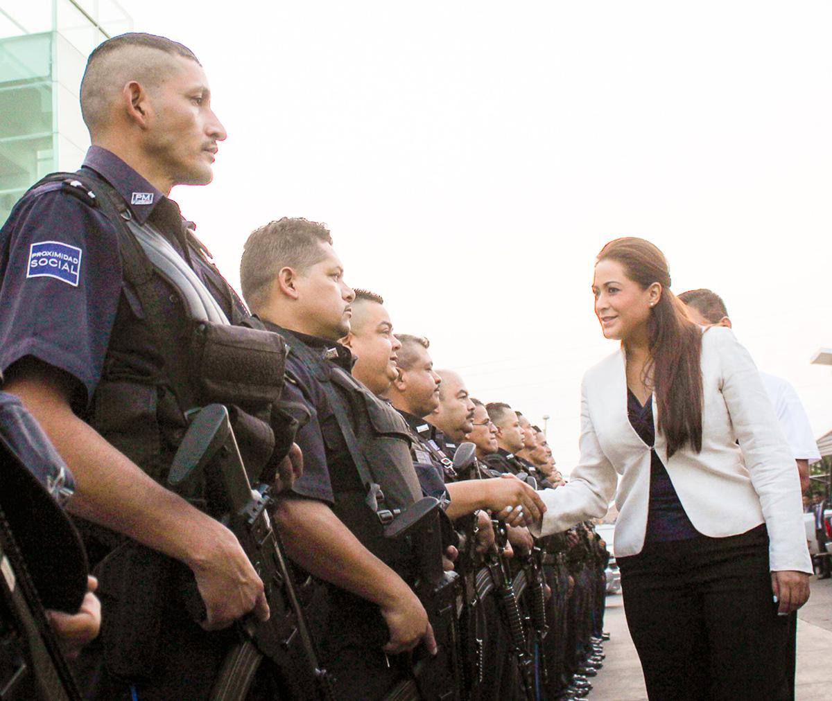 Buscan profesionalizar la Policía Municipal