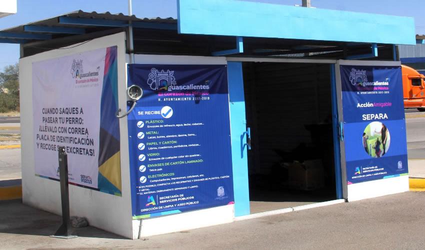 Reconoce Municipio el Apoyo Ciudadano en pro del Reciclaje y Separación de Residuos