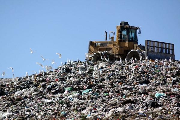 Relleno sanitario de San Nicolás recibe alrededor de 917 toneladas de basura