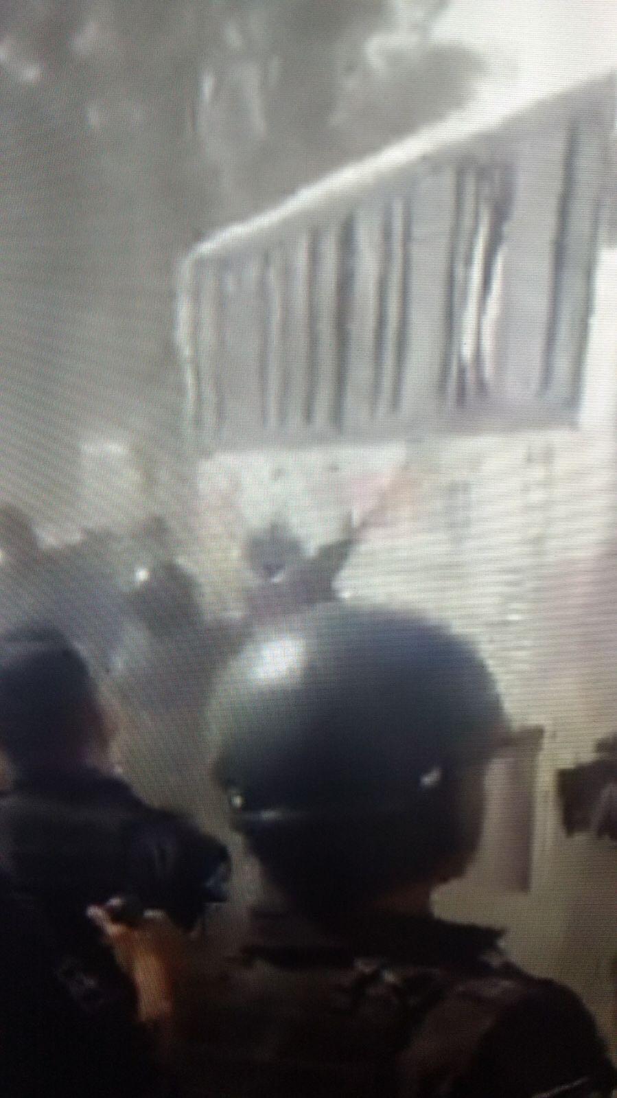 Normalista en riesgo de perder un ojo por golpiza propinada por policías municipales de Aguascalientes