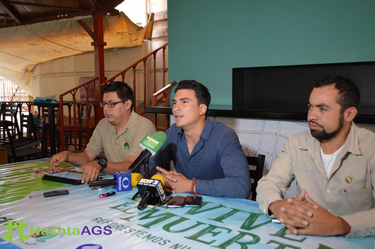 Convocan asociaciones civiles a reforestar el Cerro del Muerto