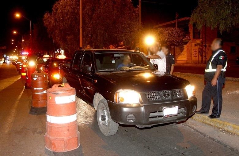 Muestran Buenos Resultados los Operativos Para Disminución de Accidentes Vehiculares