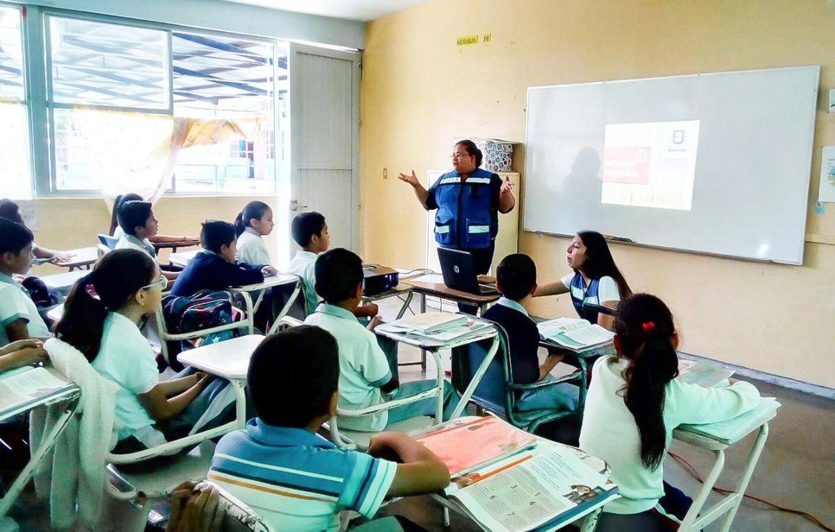 Será en especie el subsidio de las cuotas escolares