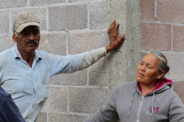 Niegan visa humanitaria a familiares de migrantes
