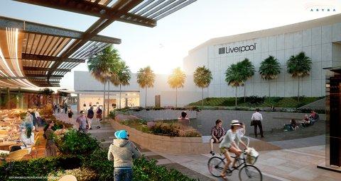 Se Consolidarán dos Centros Comerciales y la Ampliación de Altaria: Desarrollo Urbano