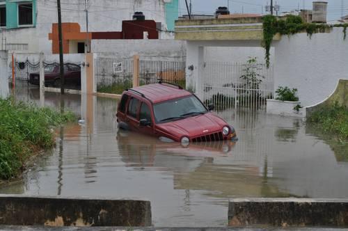 Estas son las colonias con más riesgo de inundaciones en Aguascalientes