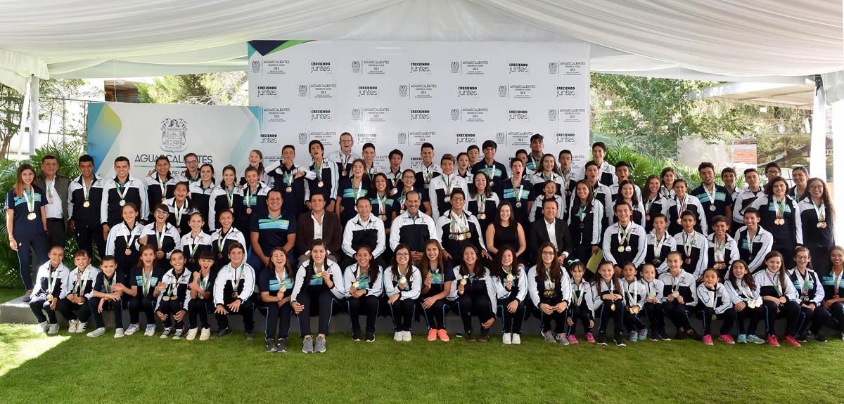 Habrá becas en el estado para medallistas olímpicos