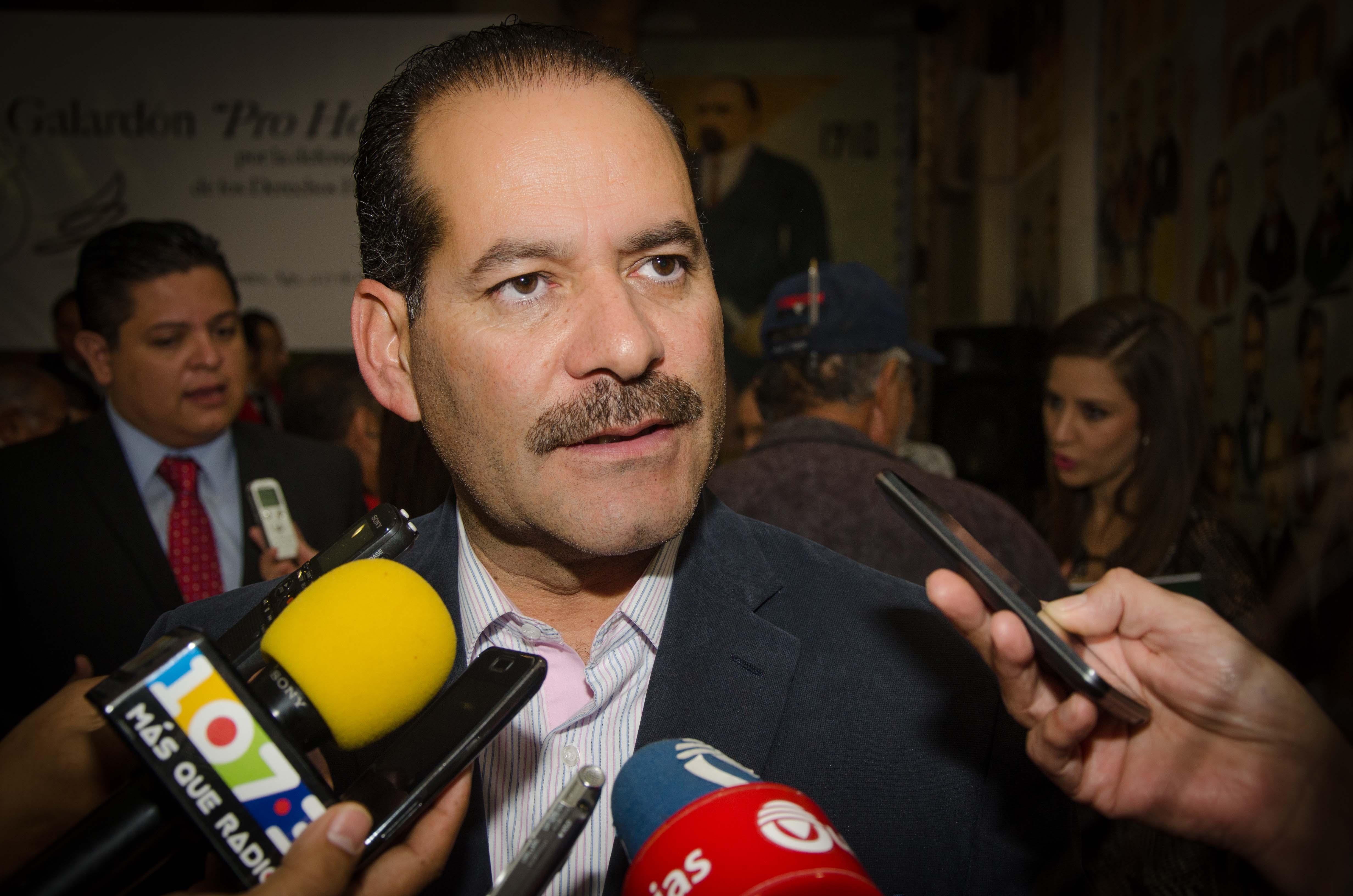 Exige Coparmex al gobernador cumplir con propuestas de campaña