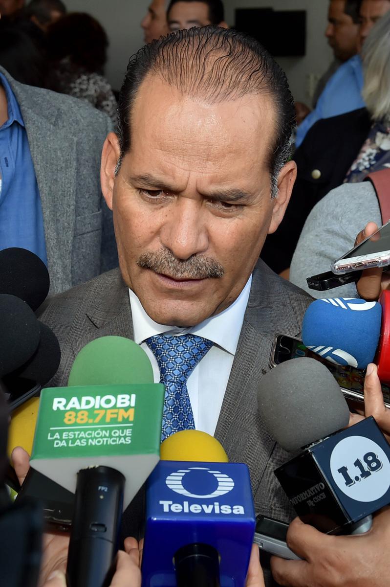 Las Denuncias que Presente Irán Bien Sustentadas: Martín Orozco Sandoval