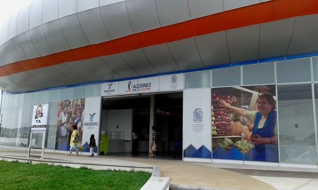 No ha podido despuntar el mercado de Villas de Nuestra Señora de la Asunción