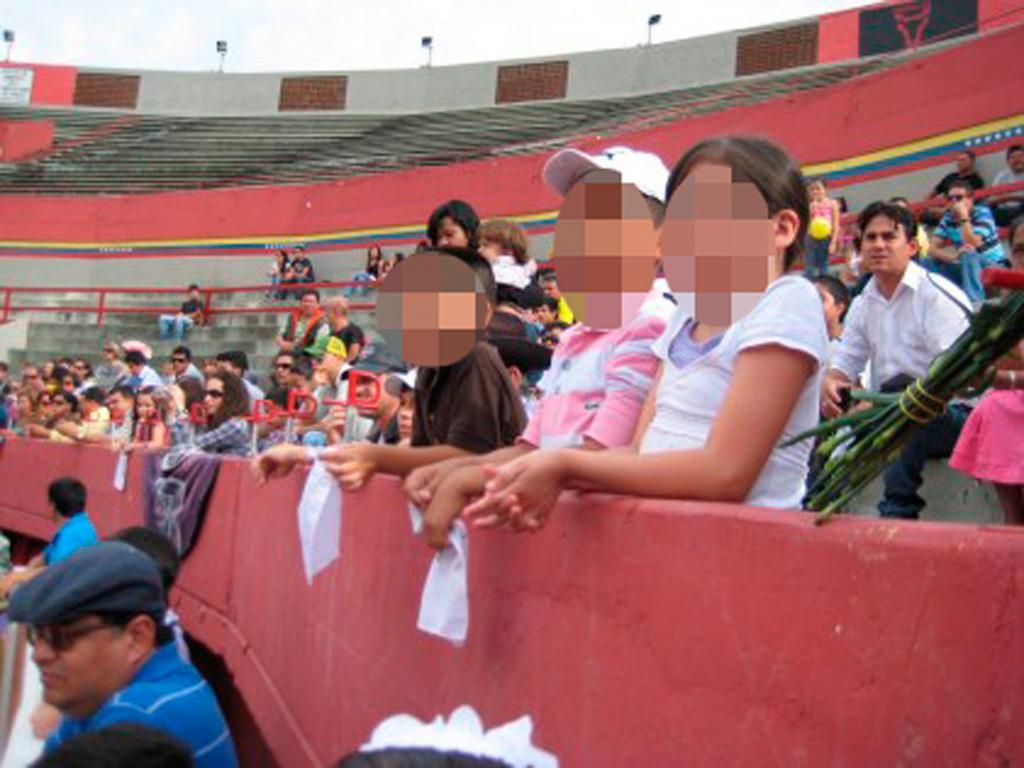 Insistirán Activistas en Prohibir el Ingreso de Menores de Edad a Corridas de Toros