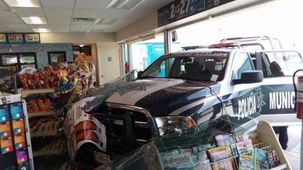 Clonan patrullas estatales en 3 municipios de Aguascalientes