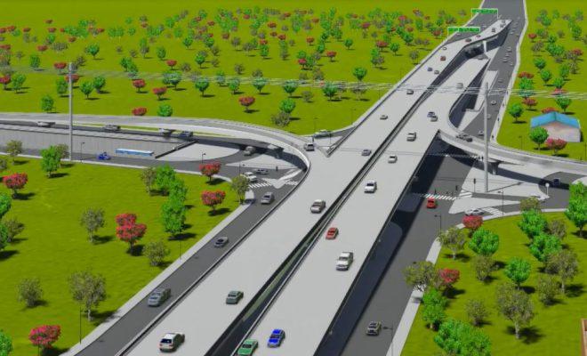 Presentan licitaciones para la construcción del distribuidor vial
