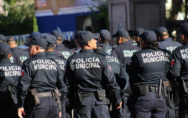 Polis municipales no cuentan con protocolos para detención de personas