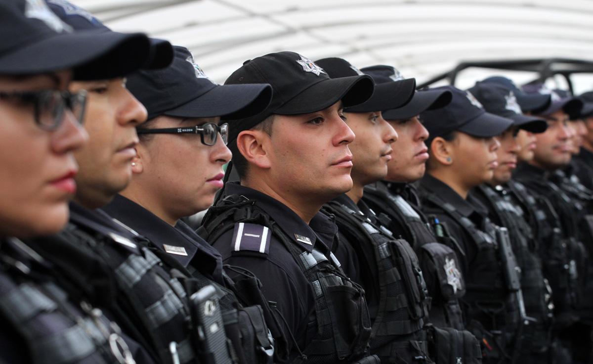 Esto ganan los policias de Aguascalientes segun estudio de la SEGOB